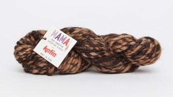 katia-garn-wolle-mama-stricken-alpaka-schwarz-braun-herbst-winter-katia-50-g