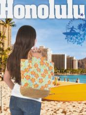 Nähanleitung: Tasche Honolulu