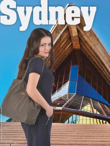 Nähanleitung: Tasche Sydney