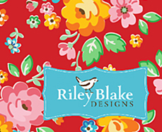 Arbor Blossom by Nadra Ridgeway of ellis and higgs für Riley Blake Designs