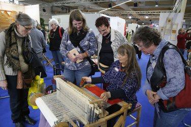 Workshops in Hülle und Fülle laden zum Mitmachen ein.