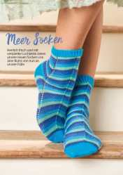 Strickanleitung Socken Simply Stricken 0317