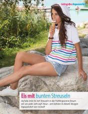 Strickanleitung - Gründl-Shirt - Fantastische Frühlings-Strickideen - 0218