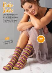 Strickanleitung Socken Simply Stricken 0417
