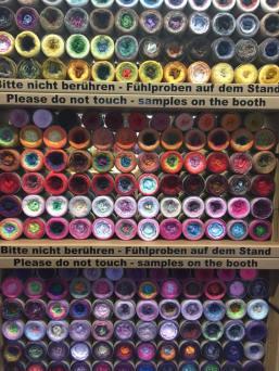 Einmal alle Farben zum Mitnehmen, bitte!