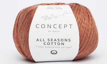 Katia All Seasons Cotton