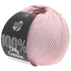 Lana Grossa Only Cotton Farbe Rosa