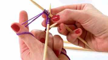 Strickvideo: Das Nadelspiel - Kapitel 21 (Strick-Bibel Vol. 2)