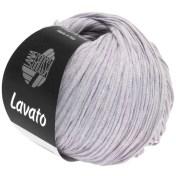 Lana Grossa Lavato Farbe 6 Flieder meliert