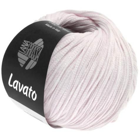 Lana Grossa Lavato Farbe 9 Zartrosa
