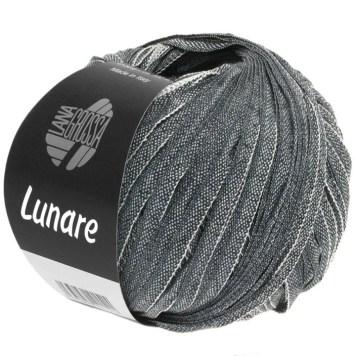Lana Grossa Lunare Farbe 12 Anthrazit