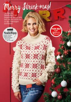 Fair Isle Pulli Simply Stricken 0118