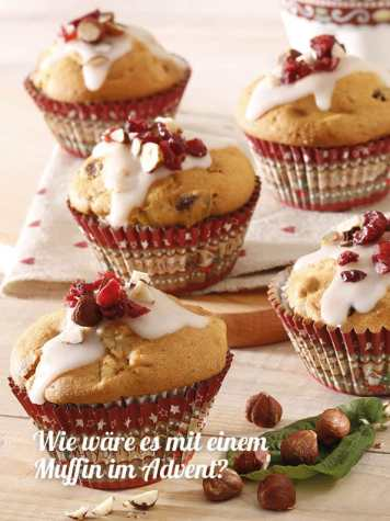 Simply Kreativ Rezepte Cranberry Muffins Simply Kreativ Thermomix Special Winter