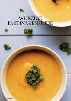 Simply Kreativ Rezepte Pastinakensuppe Superfood mit dem Thermomix0118