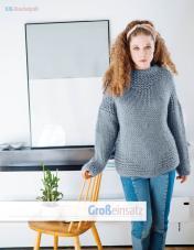 Strickanleitung - Großeinsatz - Fantastische Strickideen Sonderheft 01/2019