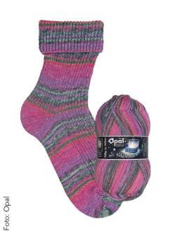 Opal stricken Socken