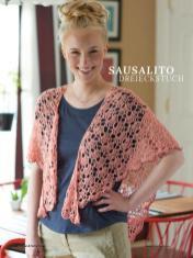 Häkelanleitung - Sausalito-Sparkle - Simply Kreativ - Stolen und Tücher - 0118