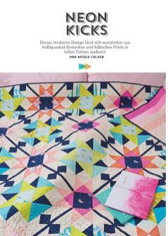 Simply Kreativ - Patchwork - Coverprojekt- 0218