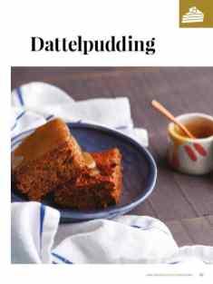 Simply kreativ - Dattelpudding - Neue Rezepte für den Thermomix - 0218