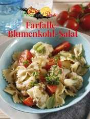 Simply kreativ - Farfalle Blumenkohl-Salat - Neue Rezepte für den Thermomix - 0218