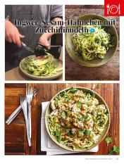 Simply kreativ - Ingwer-Sesam-Hähnchen - Neue Rezepte für den Thermomix - 0218