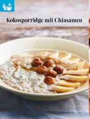 Simply kreativ - Kokosporridge - Neue Rezepte für den Thermomix - 0218