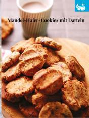 Simply kreativ - Mandel-Hafer-Cookies - Neue Rezepte für den Thermomix - 0218