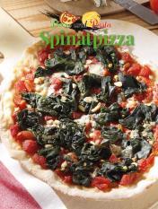 Simply kreativ - Spinatpizza - Neue Rezepte für den Thermomix - 0218