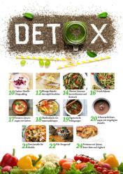 Gesund und fix - Kochen mit dem Thermomix - Rezeptuebersicht Detox