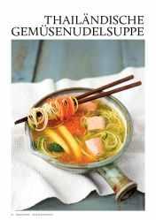 Gesund und fix - Kochen mit dem Thermomix - Thailändische Gemüsenudelsuppe 0218