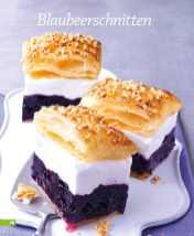 Simply Kochen - Blaubeerschnitten - Rezepte für den Thermomix - 0218