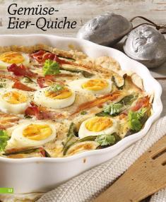 Simply Kochen - Gemüse-Eier-Quiche - Rezepte für den Thermomix - 0218