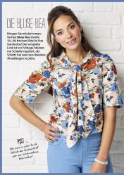 Nähanleitung - Bluse Bea - Simply Nähen - 0218