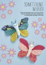 Nähanleitung - Schmetterling - Simply Nähen - 0218