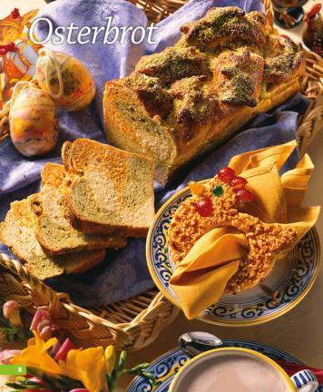 Simply Kochen - Osterbrot - Rezepte für den Thermomix - 0218