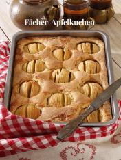 Rezept - Fächer Apfelkuchen - Simply kreativ Backen Thermomix - 0218