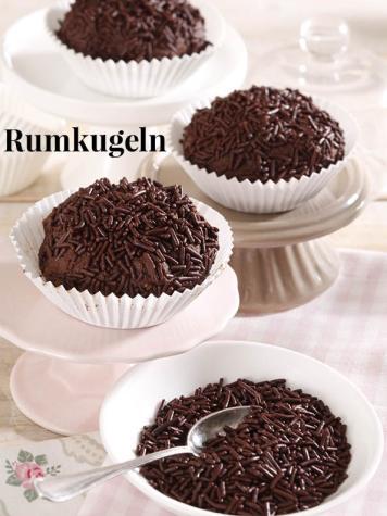 Rezept - Rumkugeln - Simply kreativ Backen Thermomix - 0218