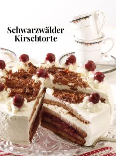 Rezept - Schwarzwälder Kirschtorte - Simply kreativ Backen Thermomix - 0218