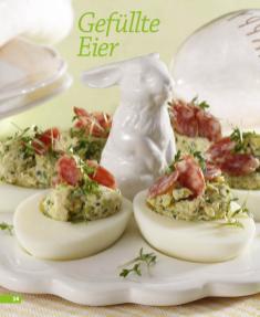 Simply Kochen - Gefüllte Eier - Rezepte für den Thermomix - 0218