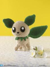 Häkelanleitung Kasimir Mini Monster Amigurumi Vol20