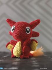 Häkelanleitung Zora Mini Monster Amigurumi Vol20