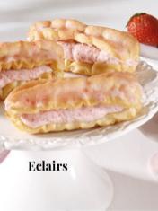 Rezept - Eclairs - Simply Kreativ Erdbeeren- und Spargel-Rezepte für den Thermomix®