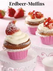 Rezept - Erdbeer-Muffins - Simply Kreativ Erdbeeren- und Spargel-Rezepte für den Thermomix®
