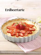 Rezept - Erdbeertarte - Simply Kreativ Erdbeeren- und Spargel-Rezepte für den Thermomix®