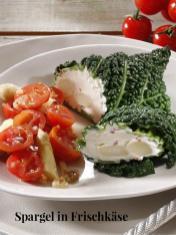 Rezept - Spargel in Frischkäse - Simply Kreativ Erdbeeren- und Spargel-Rezepte für den Thermomix®
