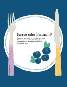 Fasten oder Festmahl - New Spirit - 0418