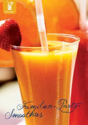 Rezept - Familien-Party-Smoothies - Gesund & Fix mit dem Thermomix - 05/2018
