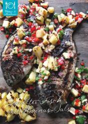 Rezept - Gegrillter Fisch mit Ananas-Salsa - Gesund & Fix mit dem Thermomix - 05/2018