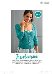 Strickanleitung - Juwelenraub - Simply Stricken - 0418