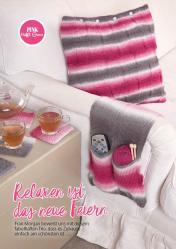 Strickanleitung - Relaxen ist das neue Feiern - Simply Stricken - 0418